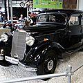 MERCEDES 170V W136 berline 4 portes 1948 Sinsheim (1)