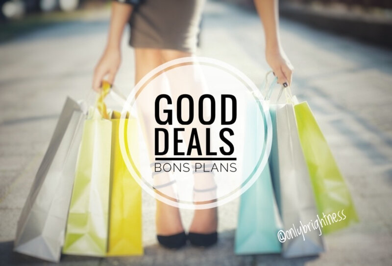 good deals blog onlybrightness