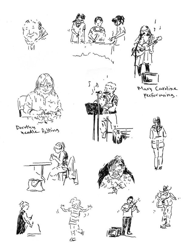 OSFsketches