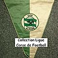 09 - ligue corse de football - album n°232 - fanions