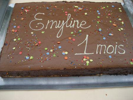 Emyline_1_mois_Chocolat