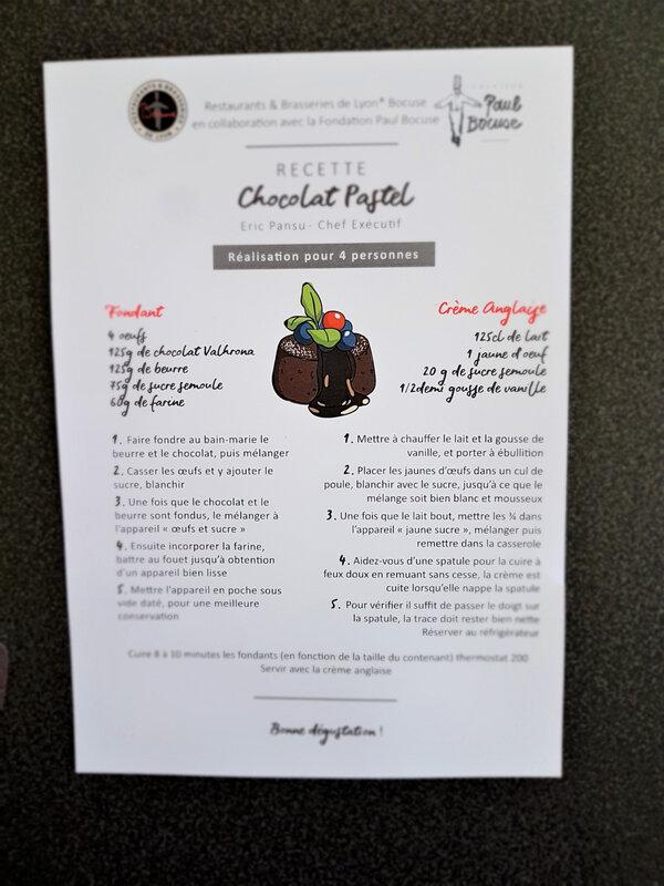 chez cathytutu salon du chocolat 2019 lyon buches 2019 recette pastel chocolat bocuse pastry show
