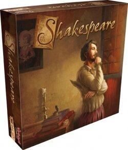 Boutique jeux de société - Pontivy - morbihan - ludis factory - Shakespeare