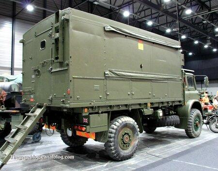 Bedford army truck (RegioMotoClassica 2011) 02