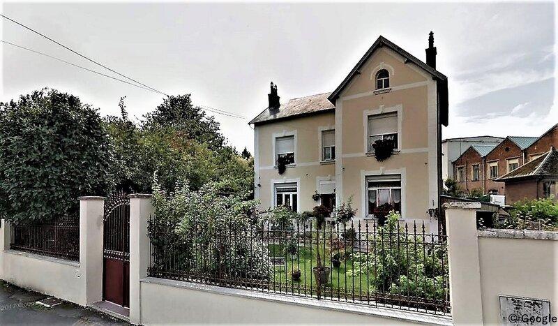 FOURMIES-Rue Fernand Pecheux