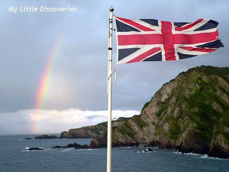 Union Jack rainbow