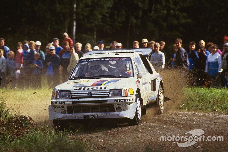 wrc-rally-finland-1985-timo-salonen-and-seppo-harjanne-peugeot-205-t16