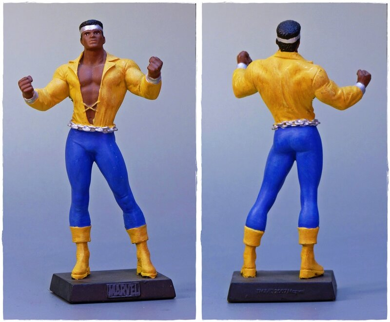 luke cage eaglemoss