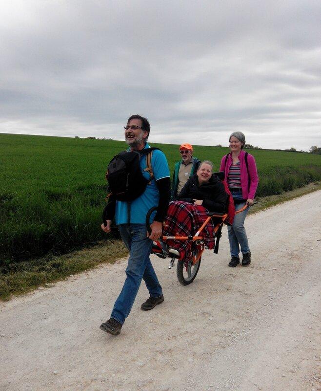 Aurélie, Philippe, Aline et Jean cLaude