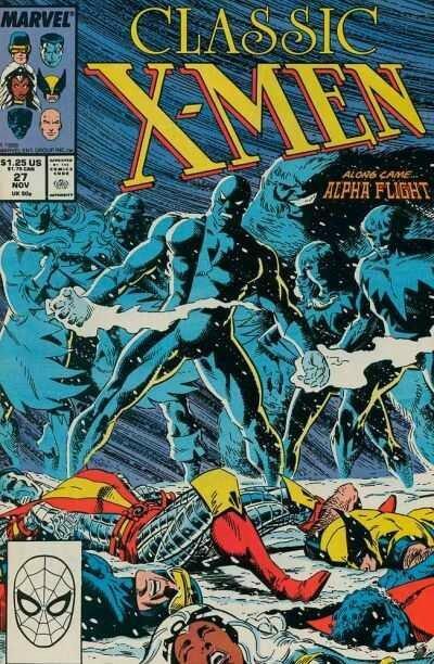 classic x-men 027