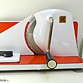 vintage trancheuse manuelle mulubrok brocante en ligne. Black Bedroom Furniture Sets. Home Design Ideas