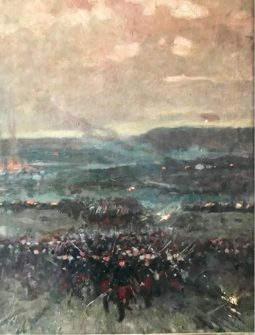 Assaut guerre 1870, auteur et date inconnus (2)
