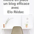 Comment faire un blog efficace