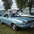 FORD Mustang II Madine (1)