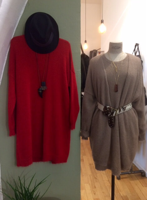 robe pull et gilet Absolut Cashmere tendance Boutique Avant Après Montpellier