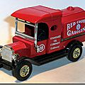 Y-3 Ford Model T Tanker Red Crown Gasoline A 1