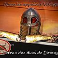 Les vikings portaient-ils des casques à cornes comme au puy du fou ?