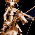 Le musée du poète ferrailleur - Don Quichotte
