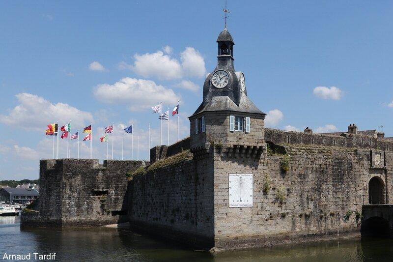 00259 Guidel - La Ville-Close de Concarneau