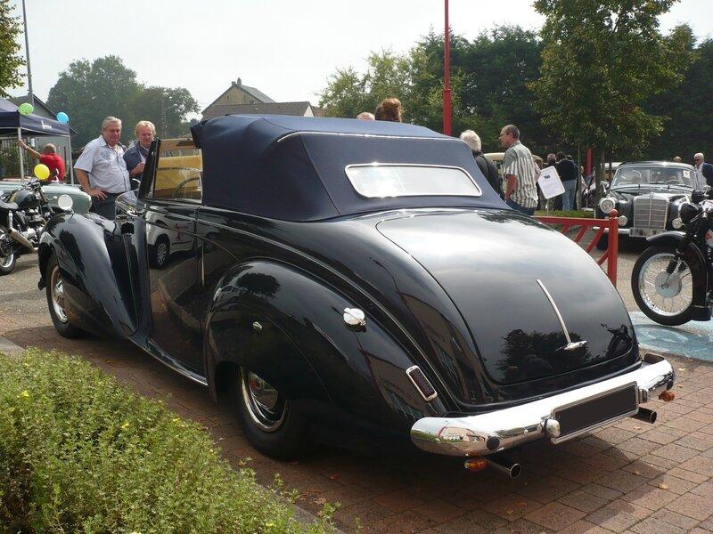 ALVIS TA21 Drophead coupé 1952 Hambach (2)