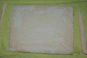 Pâte pour gâteau roulé 8