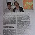 Exposition huiles et terre à saint haon-le-chatel (42)