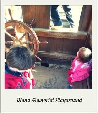 Diana Memorial Playground ©Kid Friendly