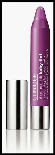 clinique chubby stick baby tint flowering freesia