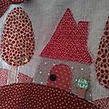 Dans la série ... couture et patchwork