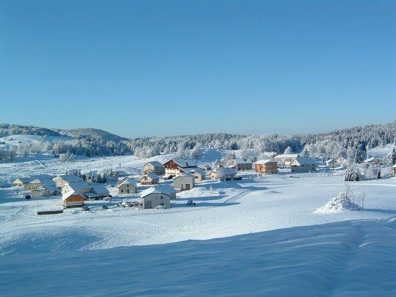 Village de Lajoux