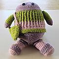 Atelier tricot crochet le samedi 23 juin de 10h00 a 12h00