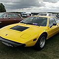 Lamborghini urraco p111 (usa) 1974 à 1976