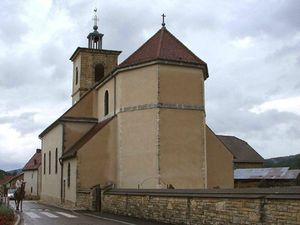 25 VORGES LES PINS EGLISE ST PIERRE ST PAUL