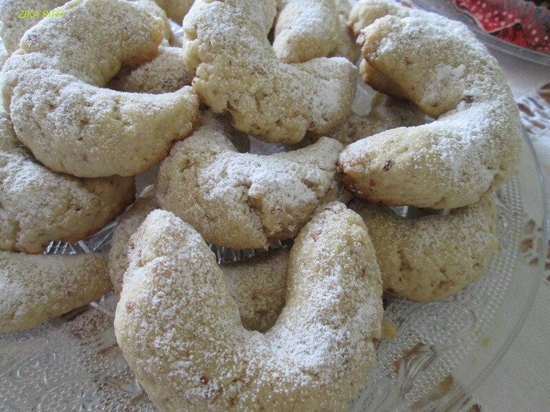 biscuits demi lune