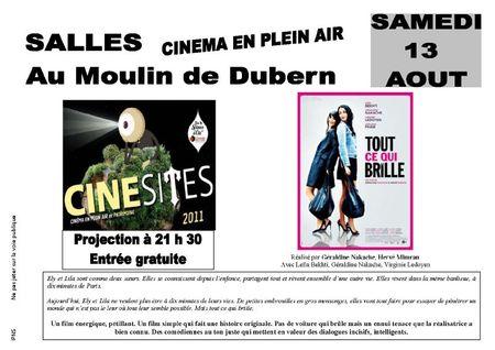 2011 08 13 Affiche Cinésite