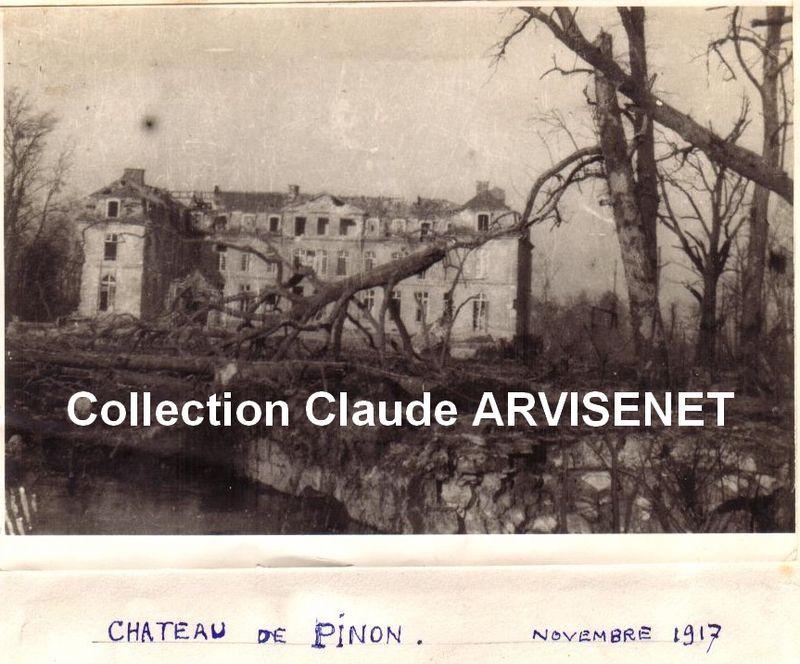 Chateau de Pinon