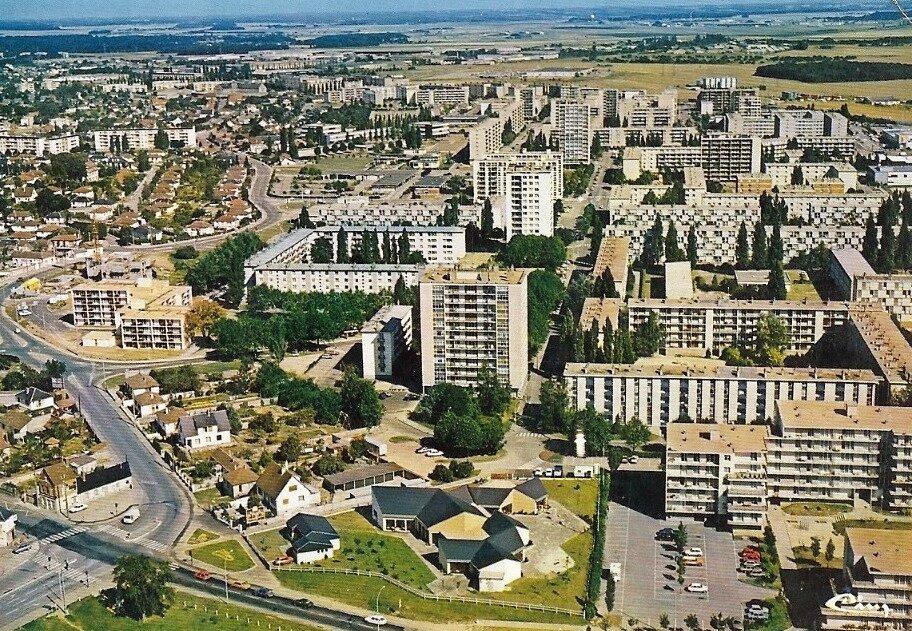 Evreux, La Madeleine