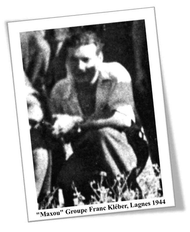 Max Lombard alias Maxou