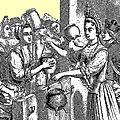 Le 4 novembre 1789 à mamers : remplacement dans la garde nationale et bureau de charité.
