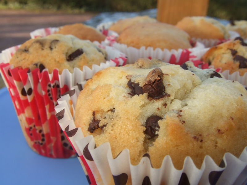Recette muffin chocolat ultra moelleux
