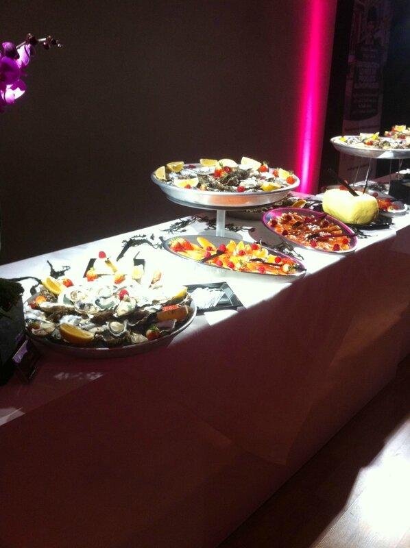 photo iphne 22 mars 2016 soirée des chefs BOS
