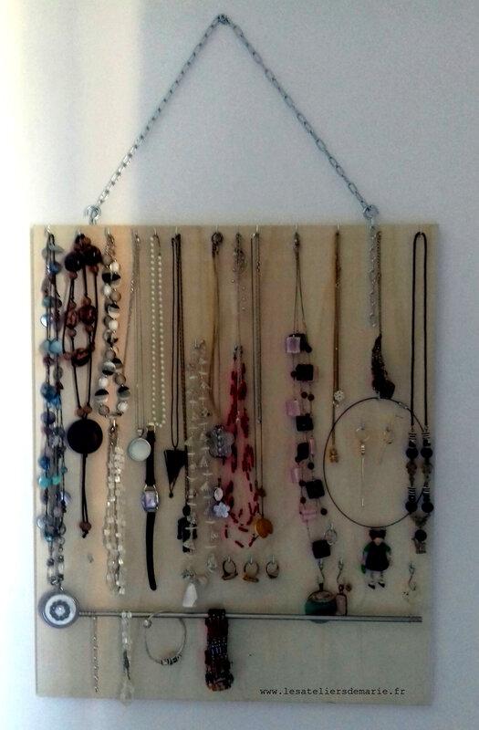 porte bijoux Marie