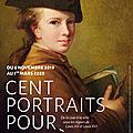 'cent portraits pour un siècle' au musée lambinet