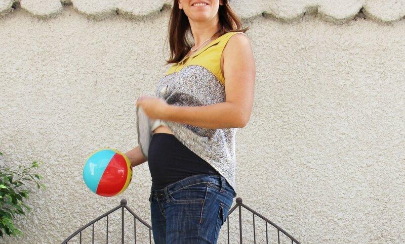datura grossesse transfo 1 A 7 mois