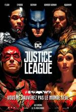 afficheJusticeLeague