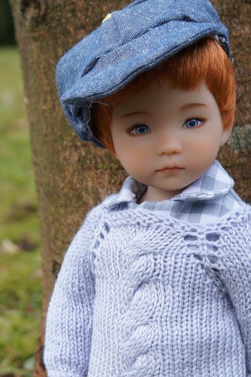 Pierre , mon petit gars Little Darling !