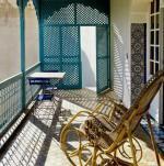 Ispahan terrasse
