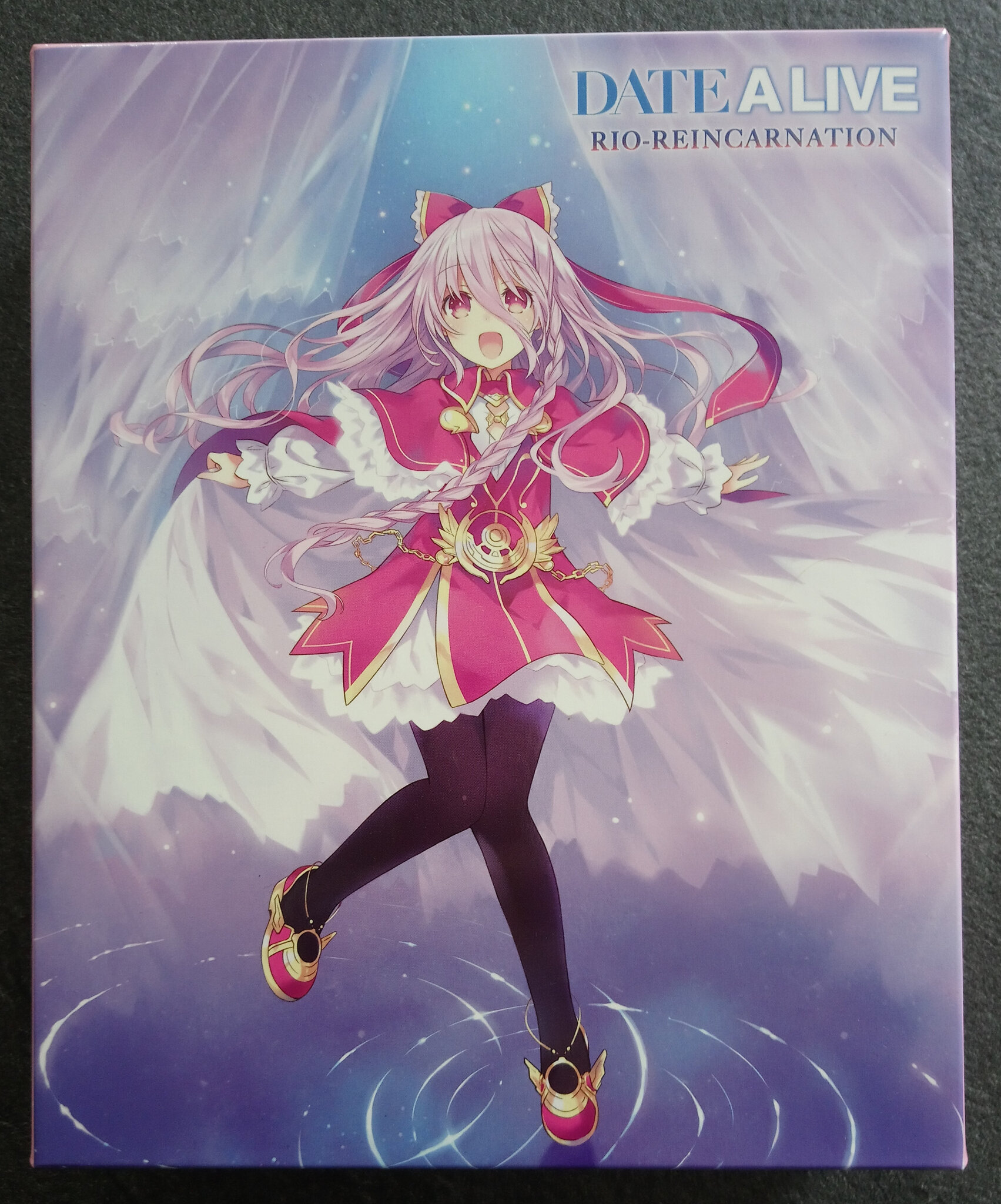 Unboxing : Date A Live Rio-Reincarnation - Limited Edition