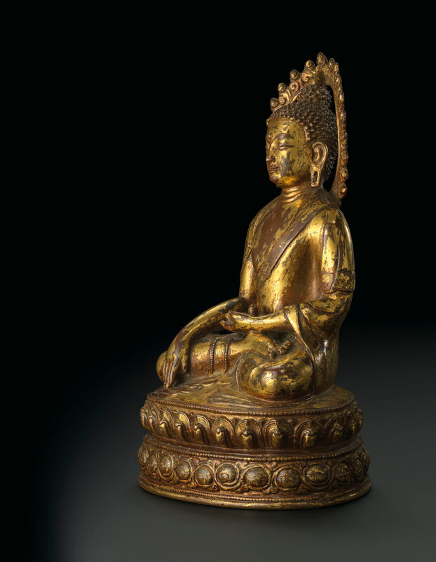 2019_CKS_17114_0061_005(a_rare_gilt-bronze_figure_of_shakyamuni_ming_dynasty_15th_century_or_e)