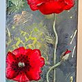 WindowsLiveWriter/Coquelicotsestivaux_11F5B/mixed media coquelicots d'été_2